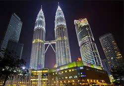KL - Petronas Towers