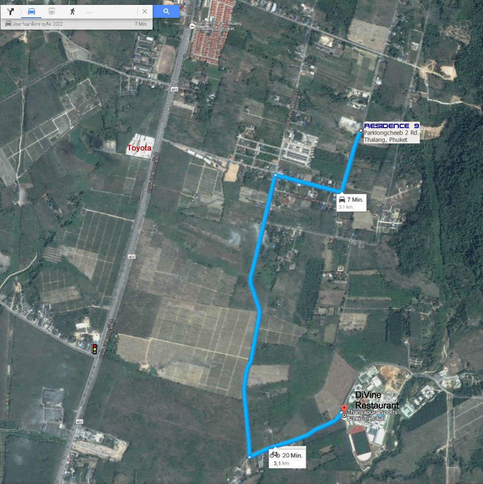 Tipps & Informationen, Maps Pool Villa Phuket, Ferien & Reisen ...